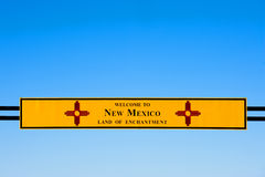 Welcome to New Mexico Stock Images