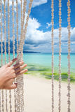 Welcome to paradise Royalty Free Stock Photo
