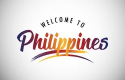 Welcome to Philippines stock photos