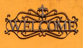 Welcome. To thailand royalty free stock image