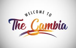 Free Welcome To The Gambia Stock Image - 159254021