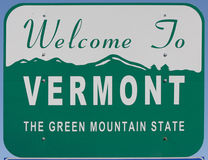 Free Welcome To Vermont Royalty Free Stock Photos - 5972688