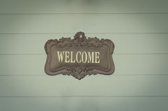 Welcome to Vintage Signs Stock Images