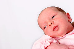 Welcome to the world Baby Royalty Free Stock Photography