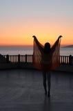 Welcoming Sunrise Stock Photo