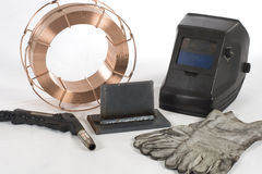 Weld accesories Stock Photos