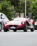 WeldagrindParson Maserati 150 S1957 Royalty Free Stock Images