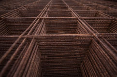 Welded wire mesh Royalty Free Stock Photography