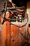 welder дуги старый Стоковые Изображения