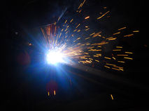 Welder Stock Photo