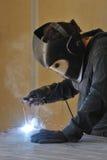 welder Стоковое Изображение