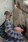Welder Stock Photos