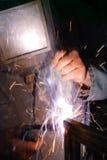 welder Стоковые Фотографии RF