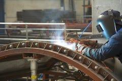 welder Стоковое фото RF