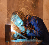 Welder Royalty Free Stock Images