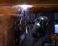 welder Стоковые Фото