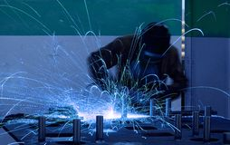 Free Welder Stock Photography - 7146432