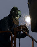 welder Royaltyfria Bilder