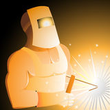 Welder Stock Images