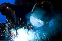 Free Welder Royalty Free Stock Photo - 9414065