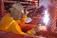 welder Стоковые Изображения RF