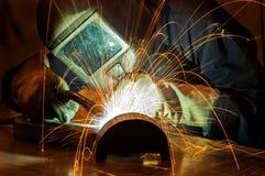 Welder Stock Images