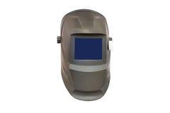 Welder's helmet Stock Images