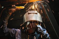 Welder Stock Photography