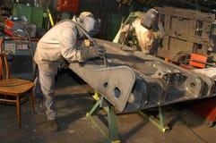 welders Royaltyfri Foto
