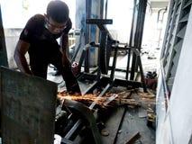 welders Royaltyfria Foton