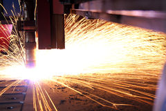 Welding Royalty Free Stock Photos