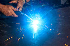 Welding Royalty Free Stock Image