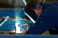 Free Welding Royalty Free Stock Images - 2114579