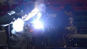 welding filme