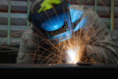 welding fotografia de stock