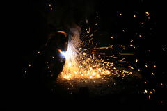 Welding Background Stock Images