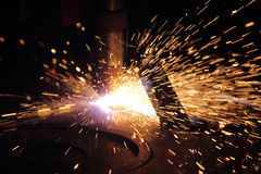Welding Royalty Free Stock Images