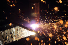 Welding Stock Image