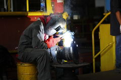 Welding crafts Stock Photos