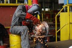 Welding crafts Stock Photo