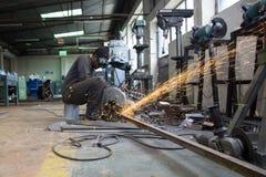 Welding & Fabrication Stock Photo