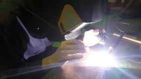 Welding gas argon Royalty Free Stock Image