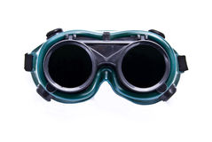 Welding glasses Royalty Free Stock Images