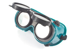 Welding glasses Royalty Free Stock Photo