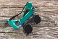 Welding glasses Stock Photos