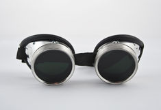Welding goggles Stock Image