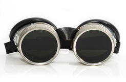 Welding goggles Royalty Free Stock Photography