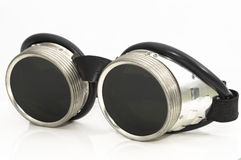 Welding goggles Royalty Free Stock Photo