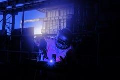 Welding industry Stock Photos