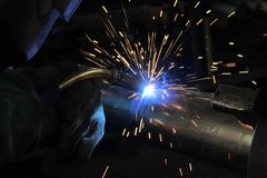 Welding Stock Photography